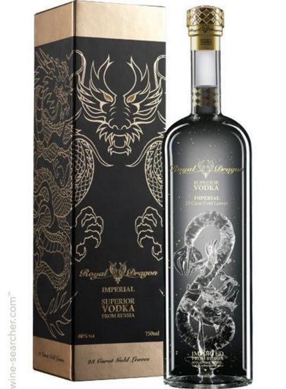 Royal Dragon Imperial Vodka 3000Ml