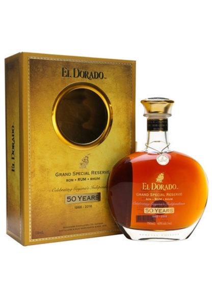 El Dorado 50 Yr Old Rum