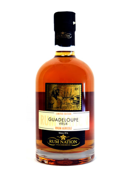 Rum Nation Guadeloupe Vieux Agricole