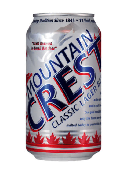 Mountain Crest Classic Lager 3 X 8 Pack