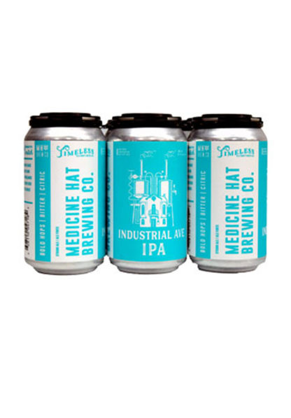 Mhbrewco Industrial Ave Ipa 6Pk Cls