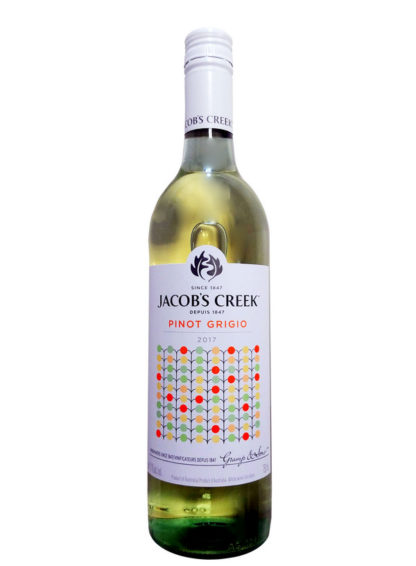 Jacob's Creek Pinot Grigio Dots