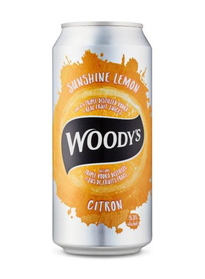 Woody's Sunshine Lemon - Can