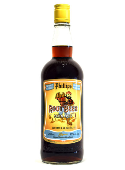 Phillips Root Beer Schnapps