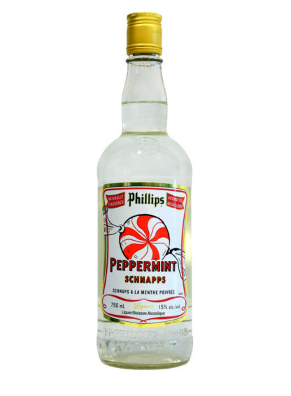 Phillips Peppermint Schnapps 30