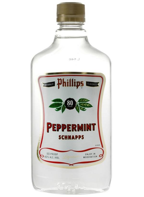 Phillips Peppermint Schnapps