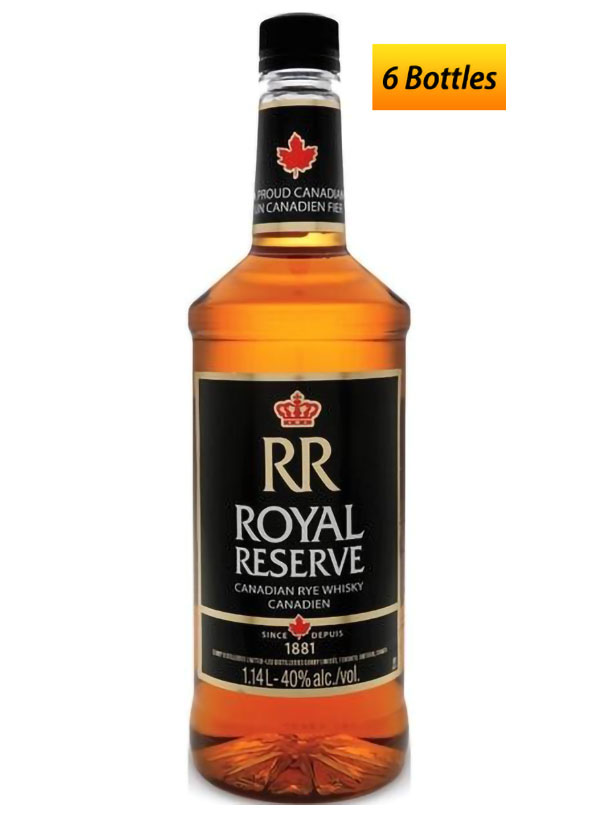 Royal Reserve (Case Lot)