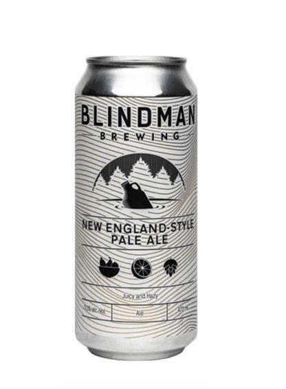 Blindman New England - Style Pale Ale? - 4 X 473 ml