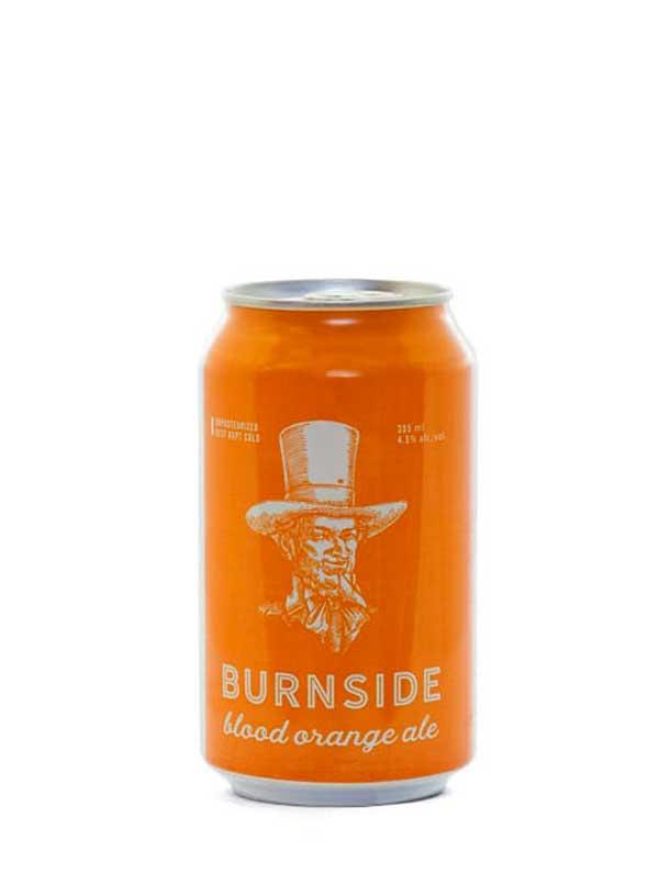 Mh Brew?Burnside Blood Orange - 4 X 473 ml