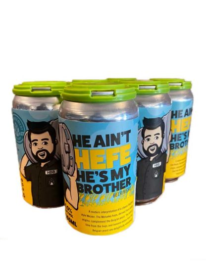 He Ain't Hefe He's My Brother - 6 X 355 ml