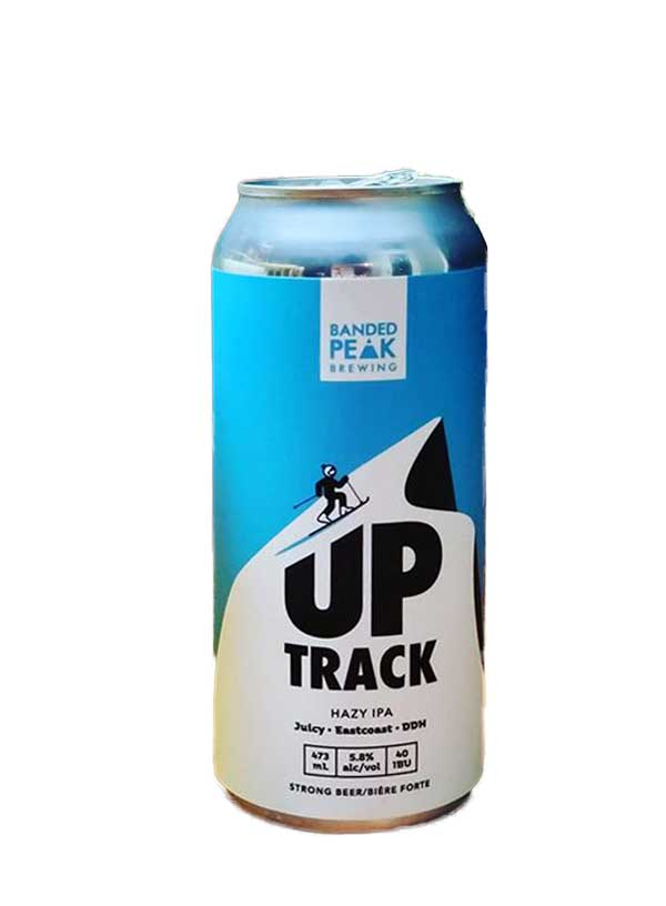 Banded Peak Uptrack IPA - 4 X 473 ml