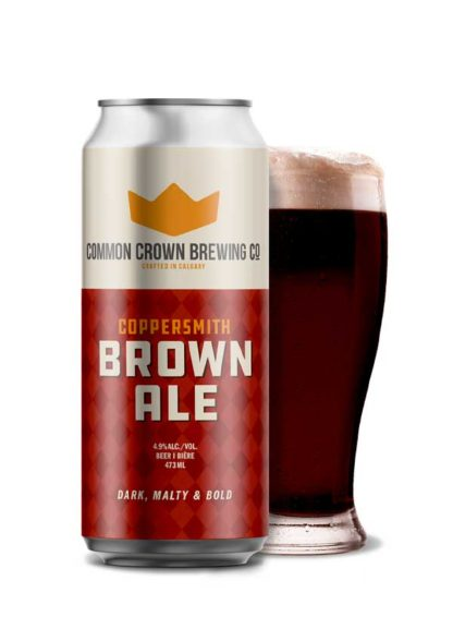 Coppersmith Brown Ale? - 4 X 473 ml