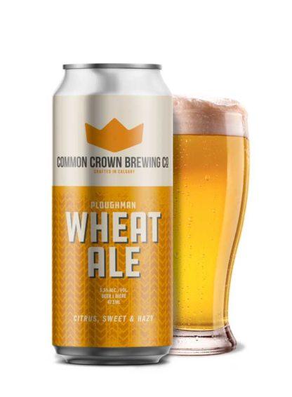 Ploughman Hopped Wheat? - 4 X 473 ml