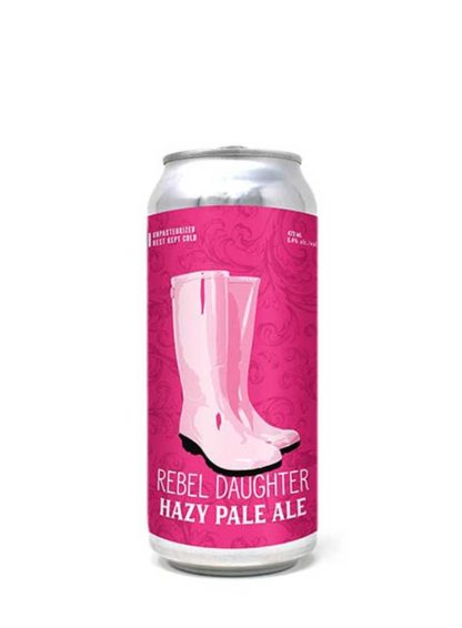 Mh Brewco Rebel Daughter Pink Boots - 4 X 473 ml