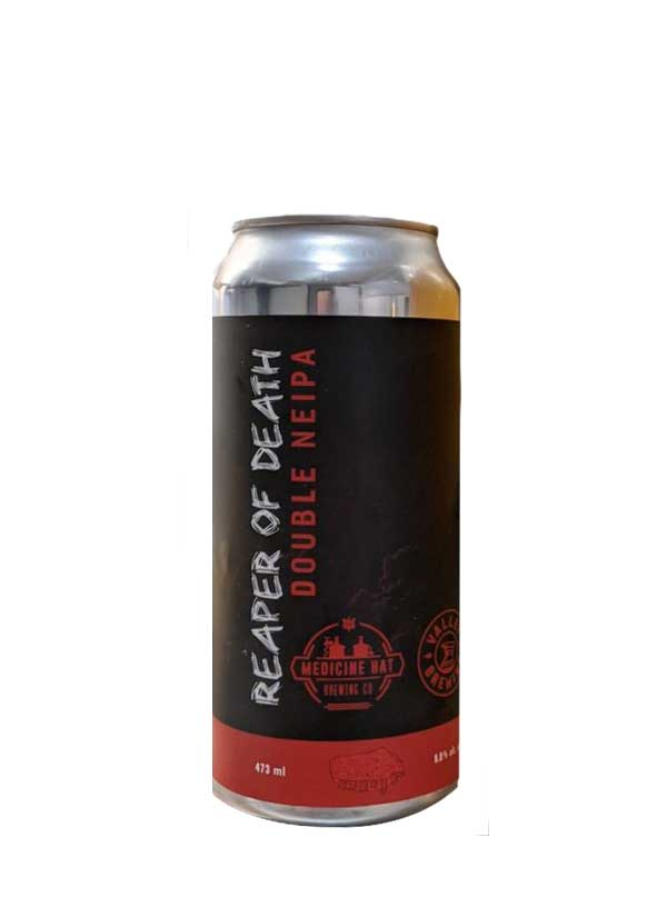 Reaper Of Death Due IPA - ?4 X 473 ml