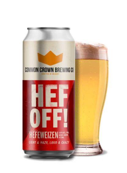 Hef Off Hefeweizen? - 4 X 473 ml