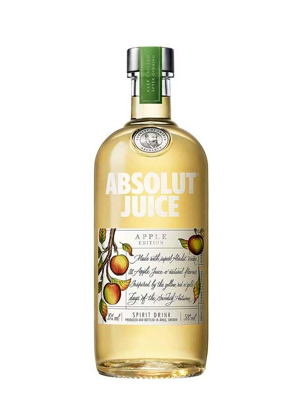 Absolut Apple Juice - 500 ml