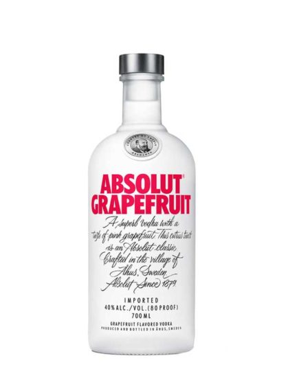 Absolut Grapefruit - 700 ml