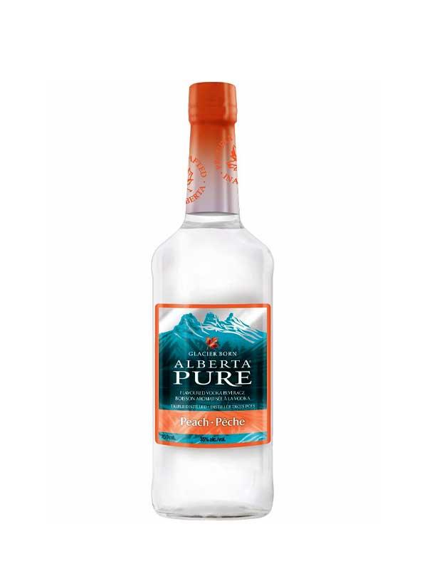 Alberta Pure Peach - 750 ml