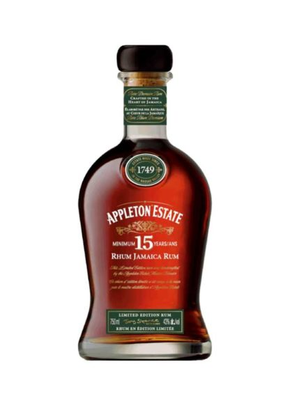 Appleton 15 Yr Old - 750 ml