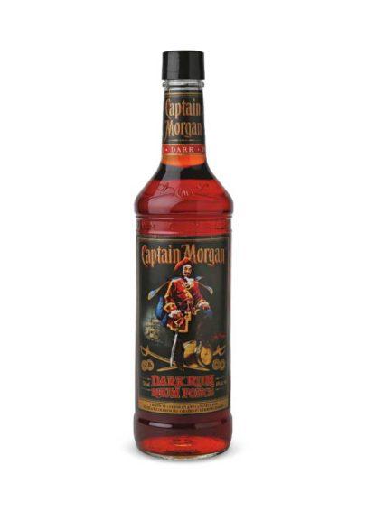 Captain Morgan Dark Rum - 750 ml