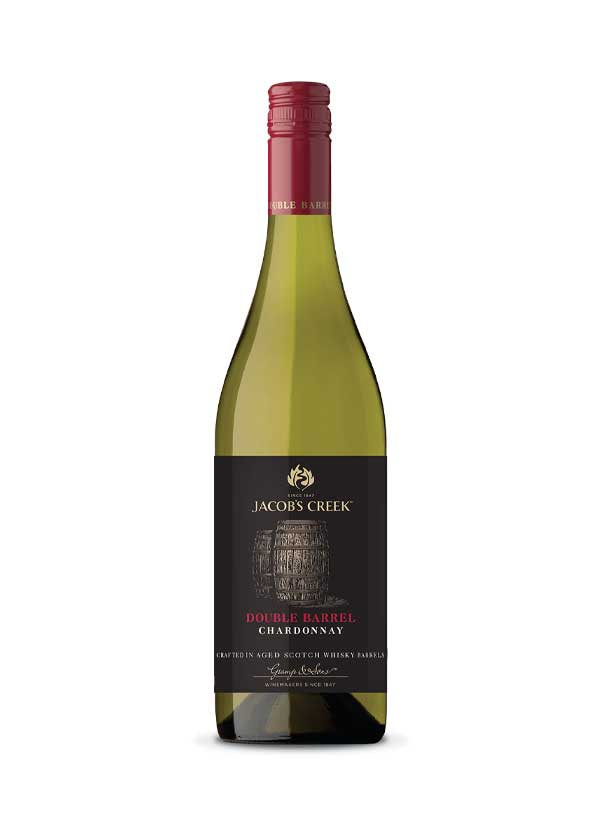 Jacob's Creek Double Barrel Chardonnay - 750 ml