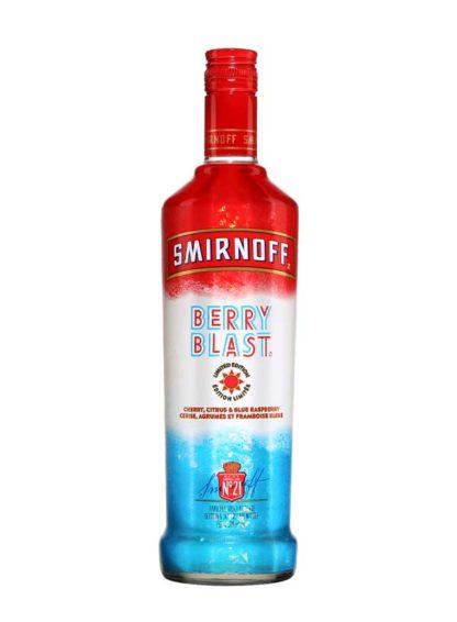 Smirnoff Berry Blast - 750 ml