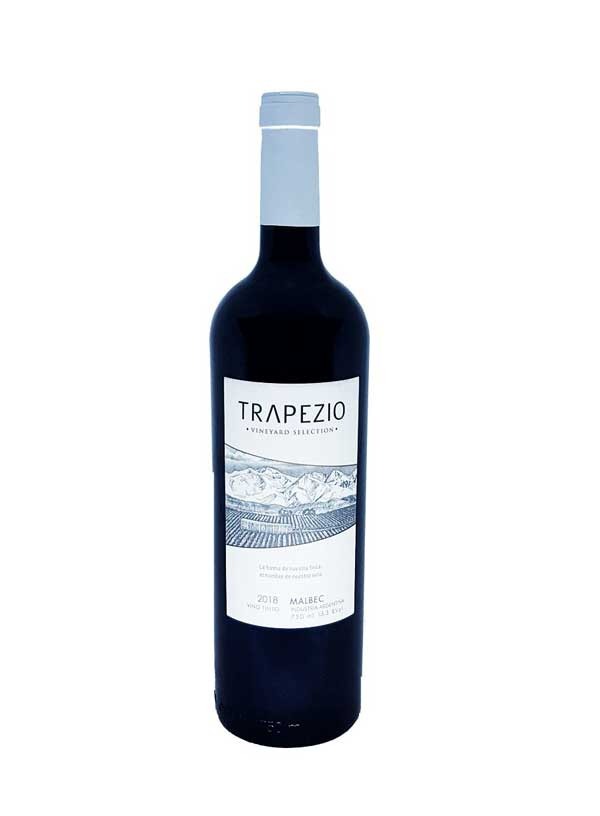 Trapezio Vineyard Selection Malbec - 750 ml