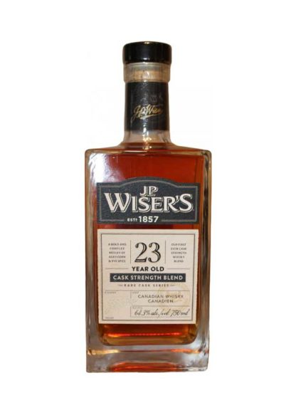 Wiser's 23 year old
